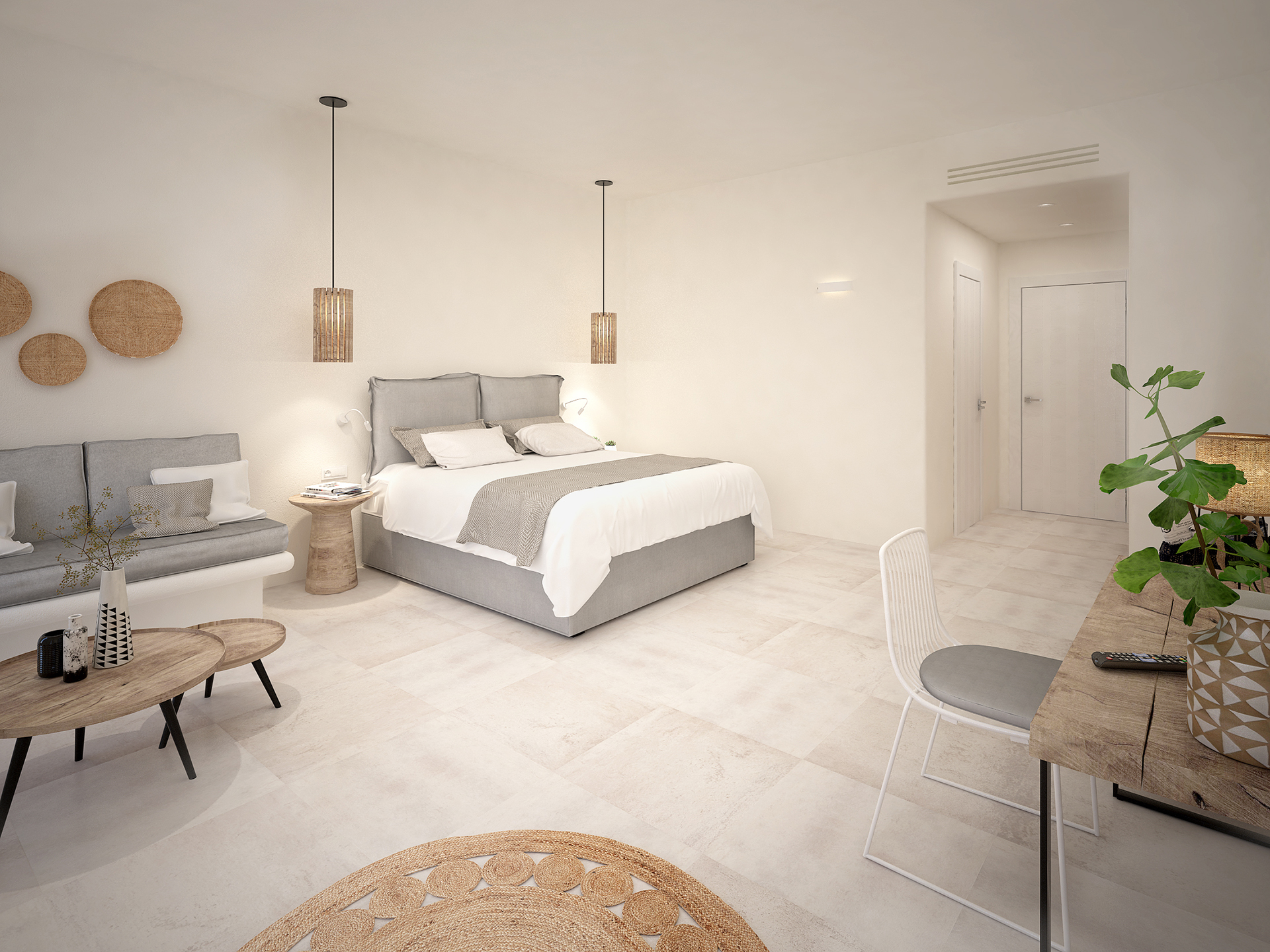 EUPHORIA MASTER SUITE WITH PRIVATE POOL & SEA VIEW