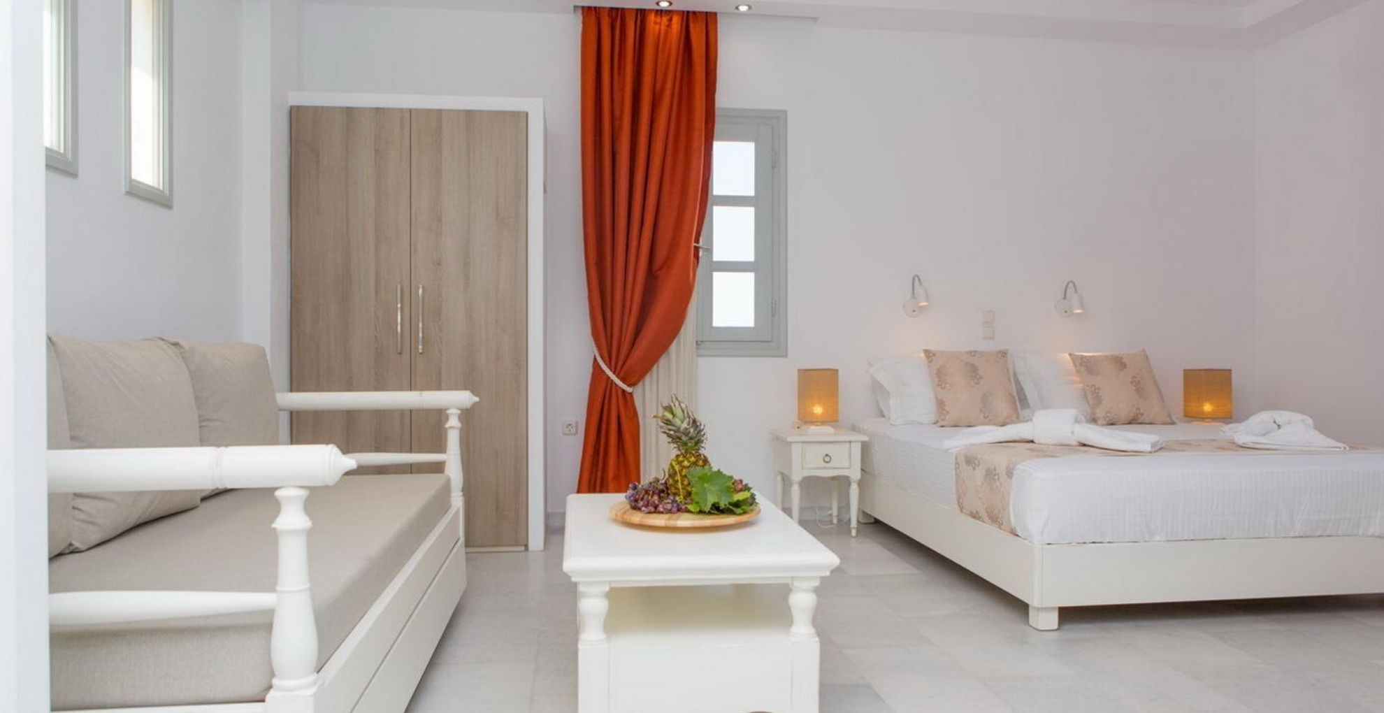 ONE BEDROOM VILLA PRIVATE POOL & SEA VIEW (RED)